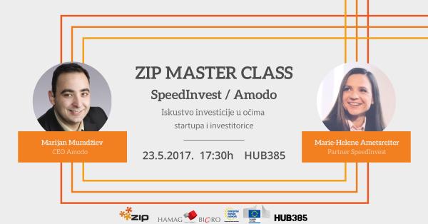 Prvi ovogodišnji ciklus ZIP Master Class predavanja