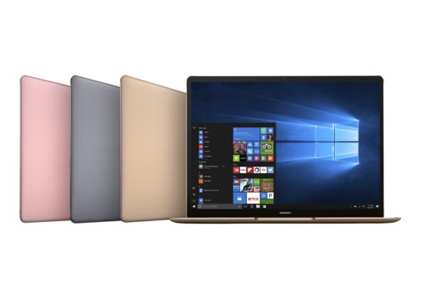 Huawei predstavio tri laptopa