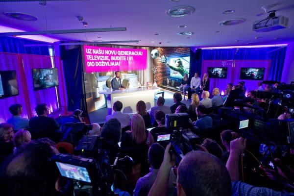 Hrvatski Telekom predstavio televiziju budućnosti