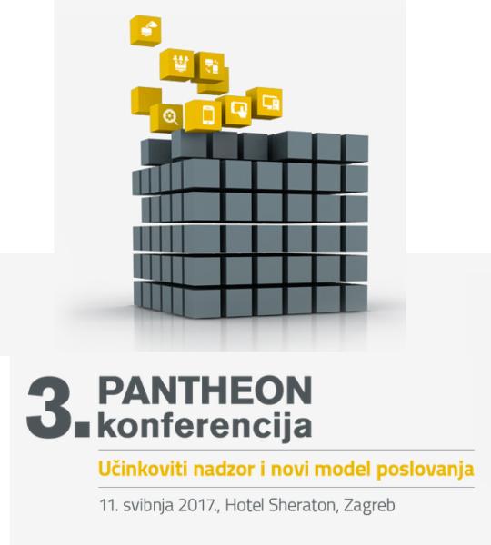 PANTHEON: Konferencija o učinkovitom nadzoru i novim modelima poslovanja