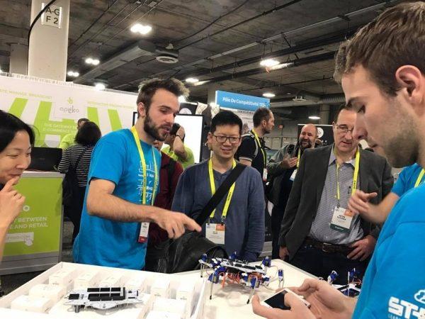STEMI nakon Las Vegasa i na Maker Fairu u San Franciscu