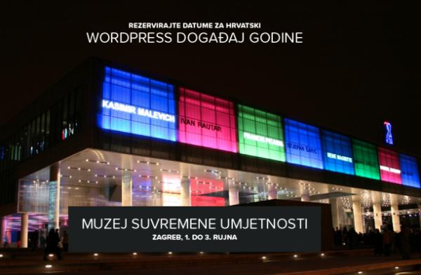 Najveće okupljanje WordPress zajednice u Hrvatskoj