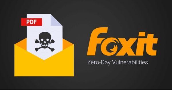 Otkrivene zero day ranjivosti u Foxit PDF Readeru