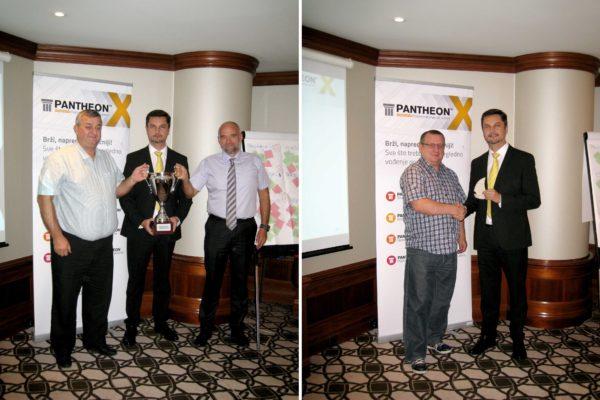 Gravis GT dodijelio nagrade najuspješnijim Datalab HR partnerima