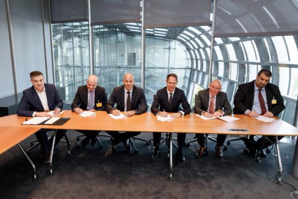 Hrvatska pošta i DHL – Ugovor o suradnji