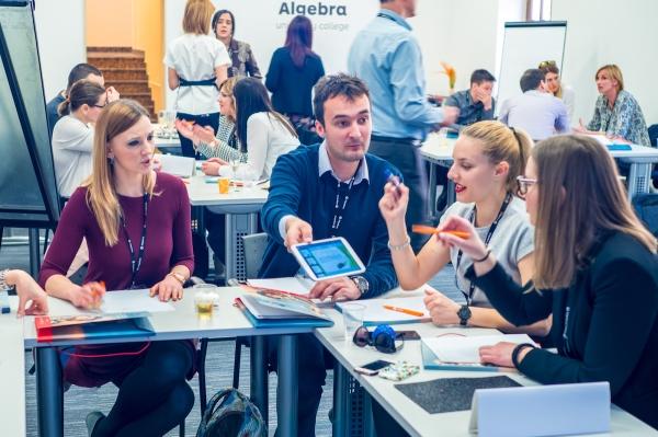 Stipendijski natječaj za MBA program Algebre i HT-a