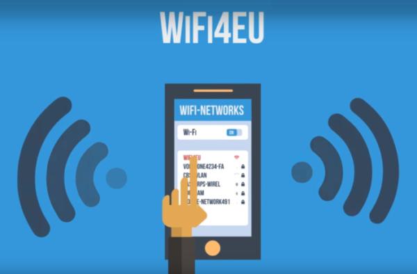 Brza i besplatna internetska veza diljem Europe