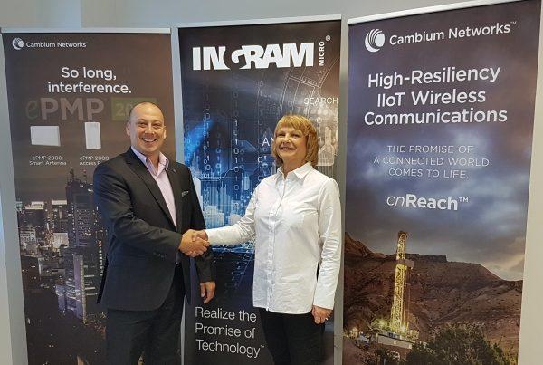 Suradnja Ingram Micro Hrvatska s Cambium Networks