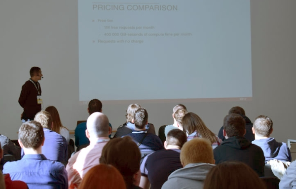 Prva hrvatska Amazon Web Service konferencija