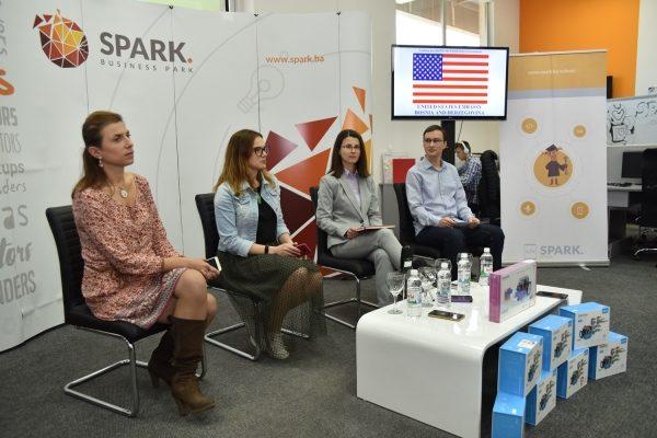 SPARKreatorice: donacija 200 robotića školama u BiH