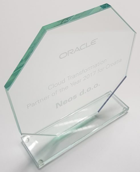 NEOS kao Oracle Partner u Cloudu
