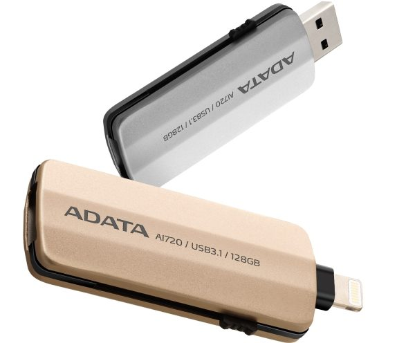 Adata iOS OTG USB flash pogon i-Memory AI720
