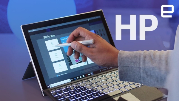HP na CES 2018. predstavio sljedeću generaciju osobnih računala