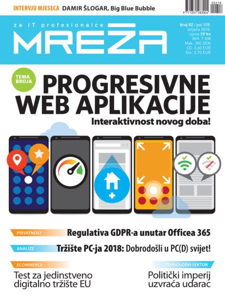 Mreža 2/2018: Progresivne web aplikacije