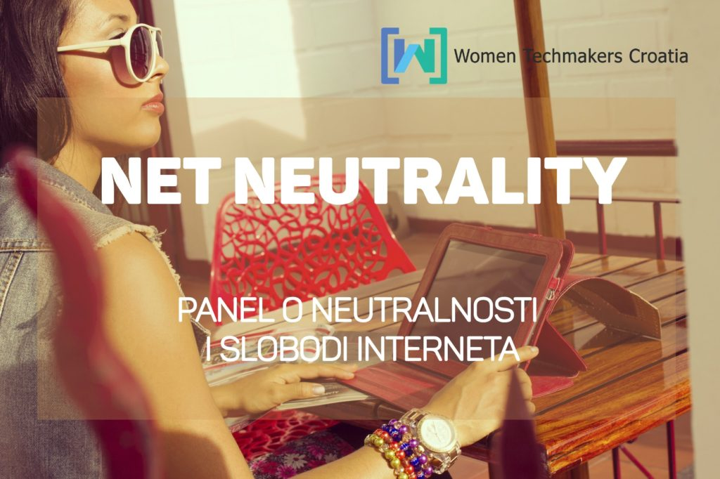 Posjetite besplatan panel o neutralnosti i slobodi interneta