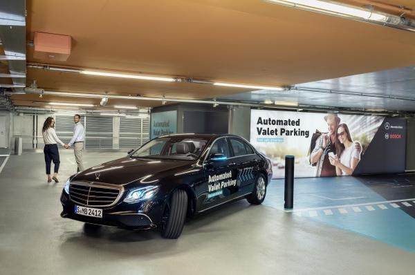 Bosch transformira vožnju uz povezane usluge