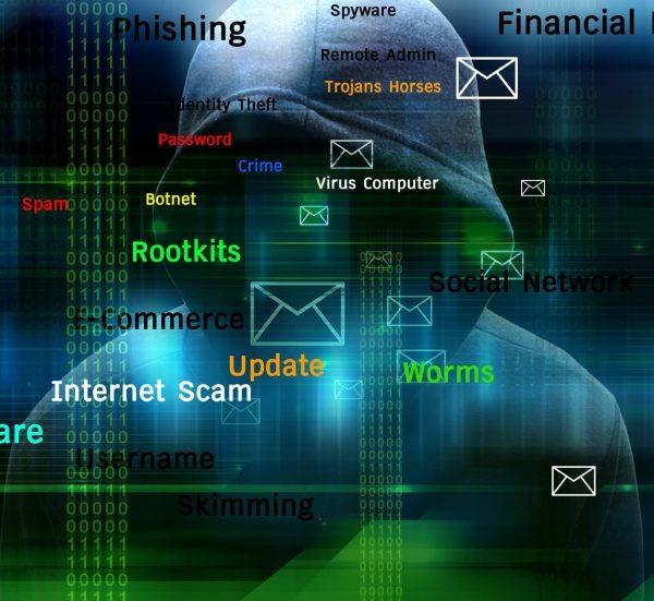 Rast phishinga i web defacementa, smanjenje botova