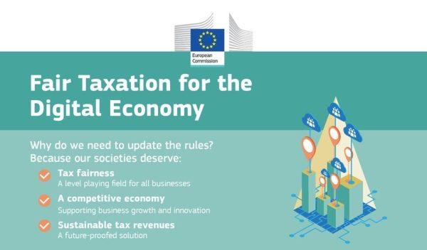 Kompromisno rješenje oporezivanje digitalnih poduzeća u EU