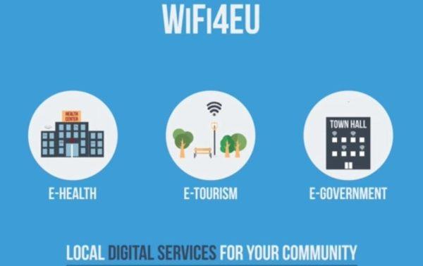 Počele prijave za financiranje programa WiFi4EU