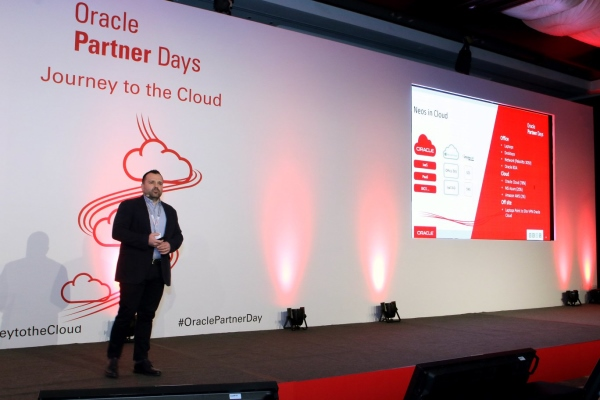 Neos – Oracle Partner of the Year 2018 for CEE