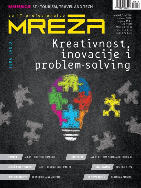 Mreža 5/2018: Kreativnost, inovacije i problem-solving