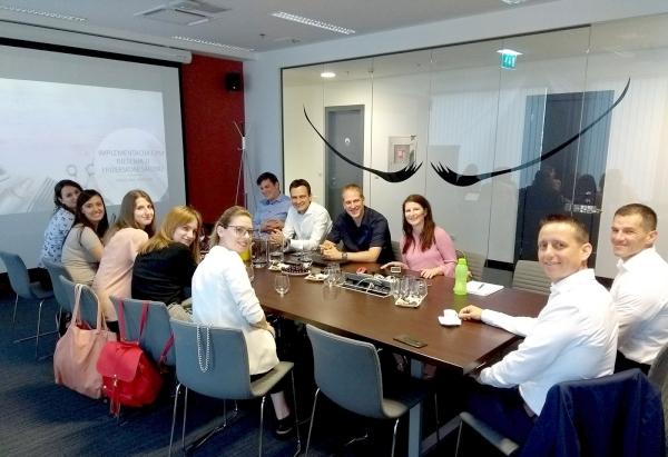 CRM pilot projekt za bolja tehnička znanja i poziciju na tržištu rada
