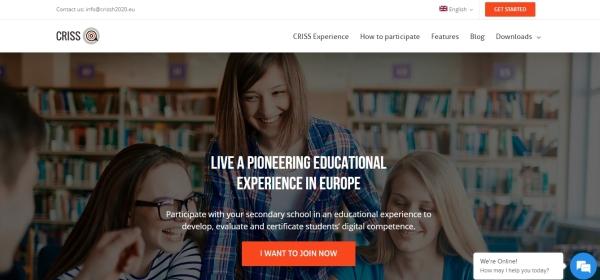 Hrvatske škole u europskom projektu za razvoj digitalnih kompetencija