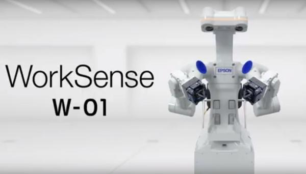 Epson predstavlja robote na sajmu automatica 2018