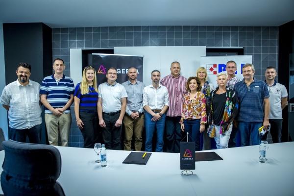 Sporazum o suradnji PMI Udruge i Algebre