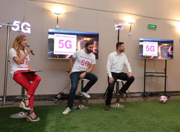 Hrvatski Telekom pripremio mrežu u Istri za 5G