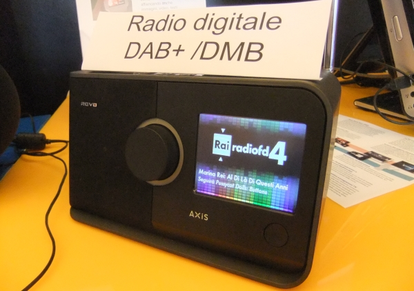DAB+ radio na pola testnog odašiljanja