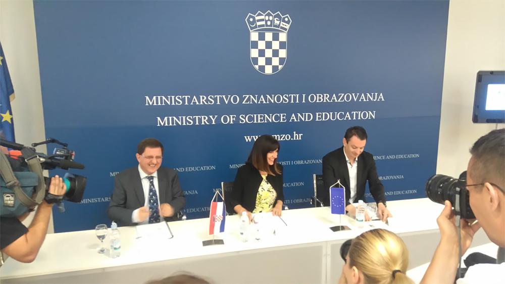 Bespovratna sredstva za strateški Hrvatski znanstveni oblak