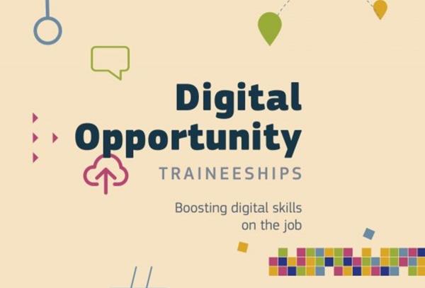 Prekogranično pripravništvo EU za osposobljavanje u nužnim digitalnim vještinama