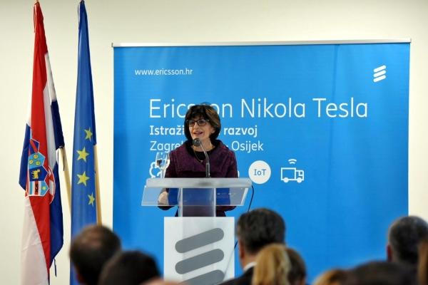 Otvoren razvojno-istraživački centar ENT-a u Osijeku