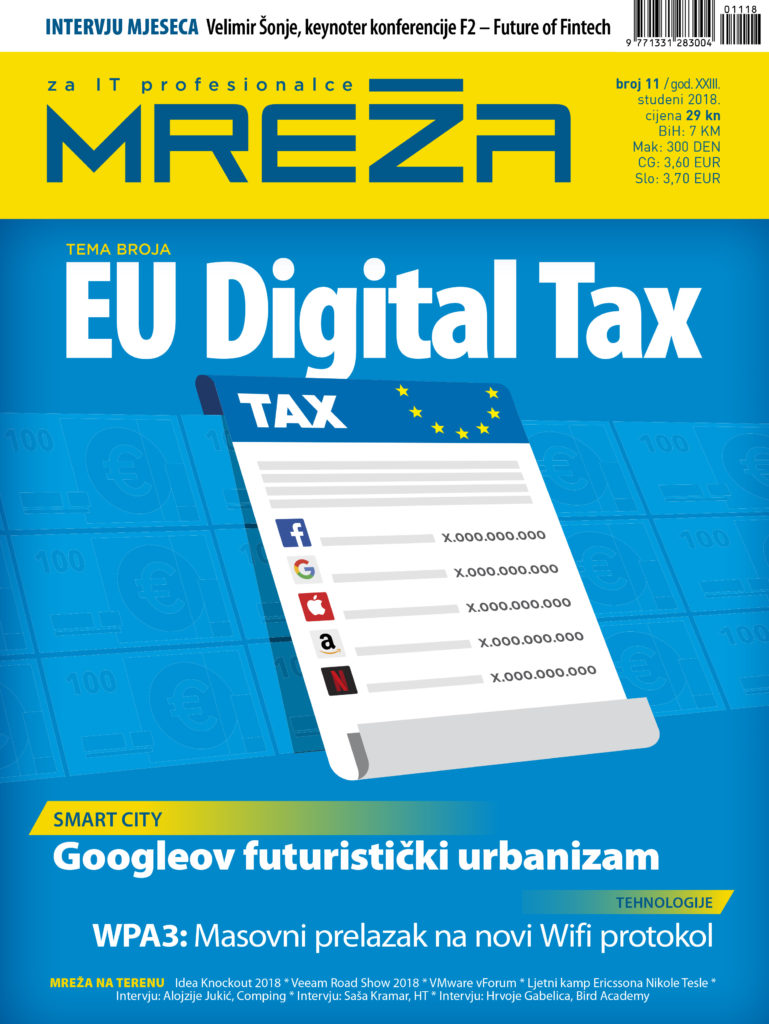 Mreža 11/2018: Death and (digital) taxes