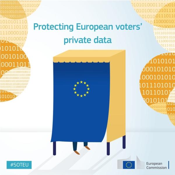 Kazne 5% godišnjeg proračuna političkim strankama za nepoštivanje online pravila EU izbora