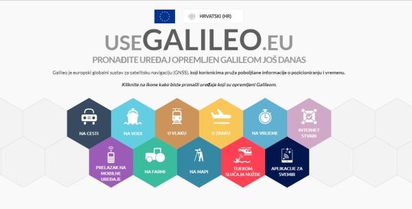 Unaprijeđenje usluga EU satelitskog navigacijskog sustava Galileo