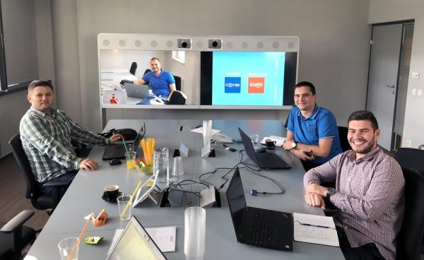 Combisov napredni videokonferencijski sustav u Atlantic Grupi