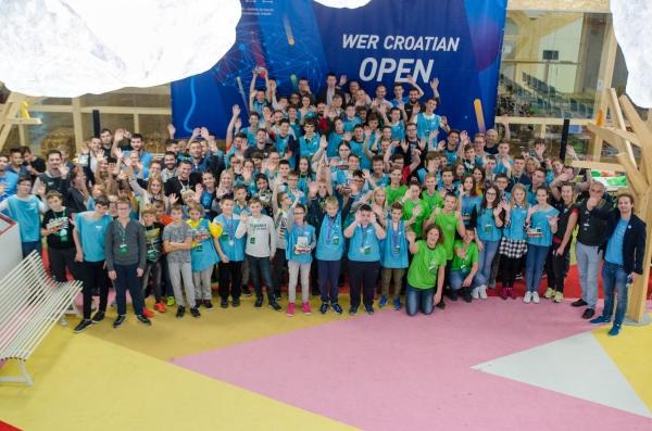 WER – Otvoreni kup Hrvatske 2018.