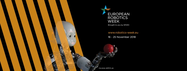 Više od tisuću događaja Europskog tjedna robotike