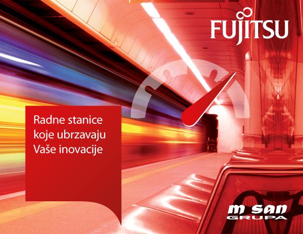 FUJITSU CELSIUS Workstation – radne stanice za profesionalce
