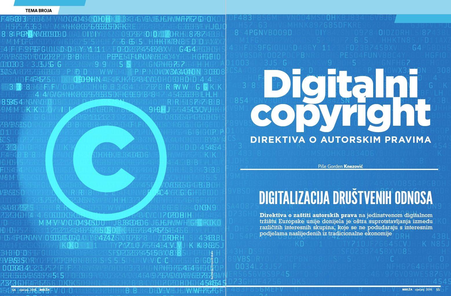 Nova Mreža: Digitalni copyright i hardver za mobilni rad