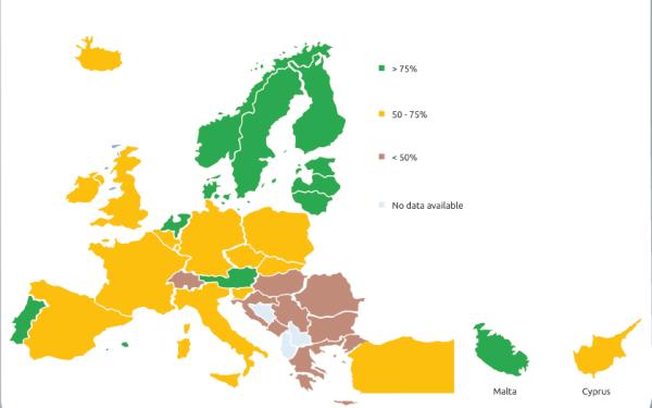 Hrvatska predzadnja u EU po dostupnosti online javnih usluga