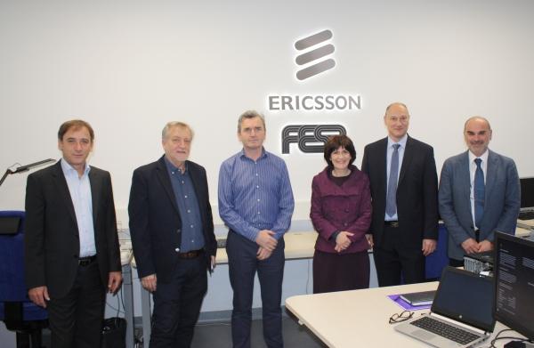 Nastavak suradnje FESB-a i Ericssona Nikole Tesle