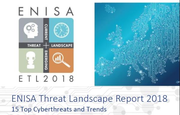 ENISA: Glavne cyber prijetnje i trendovi 2018.