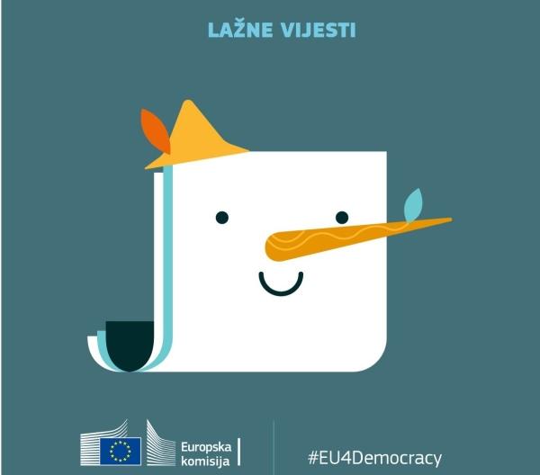 Europska komisija traži veće napore u suzbijanju online dezinformacija