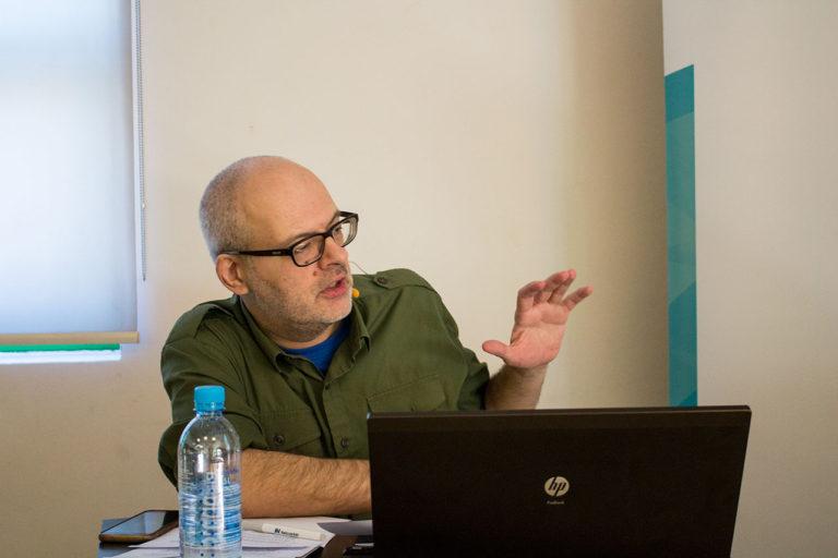 Oleg Maštruko, Mreža