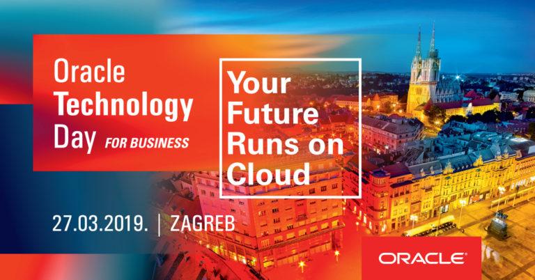 Oracle Technology Day for Business – tehnologija u službi uspješnog poslovanja