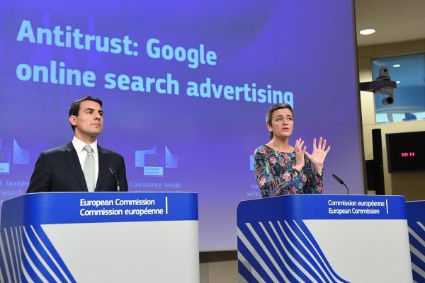 EK kaznila Google s 1,49 milijardi eura zbog AdSensea