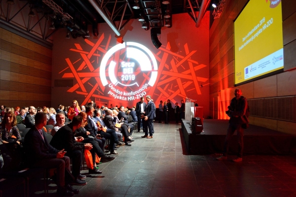 Uvodna konferencija Projekta HR-ZOO – Srce DEI 2019